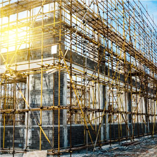 Grupo Dalyur, construcción en Madrid