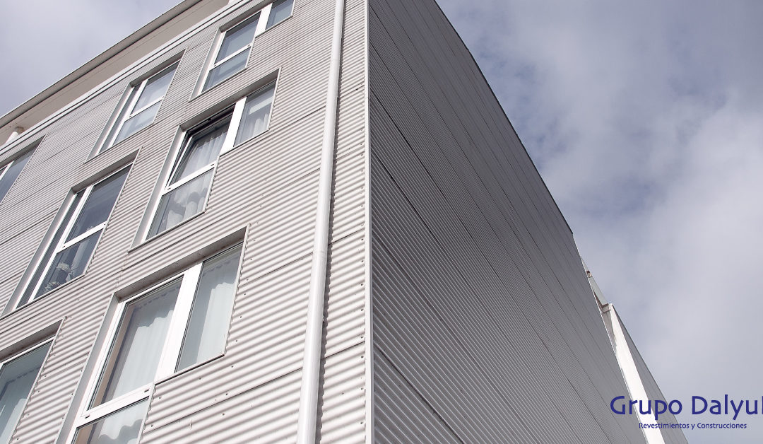 ¿Sabias qué tipos de fachadas puede tener un edificio?