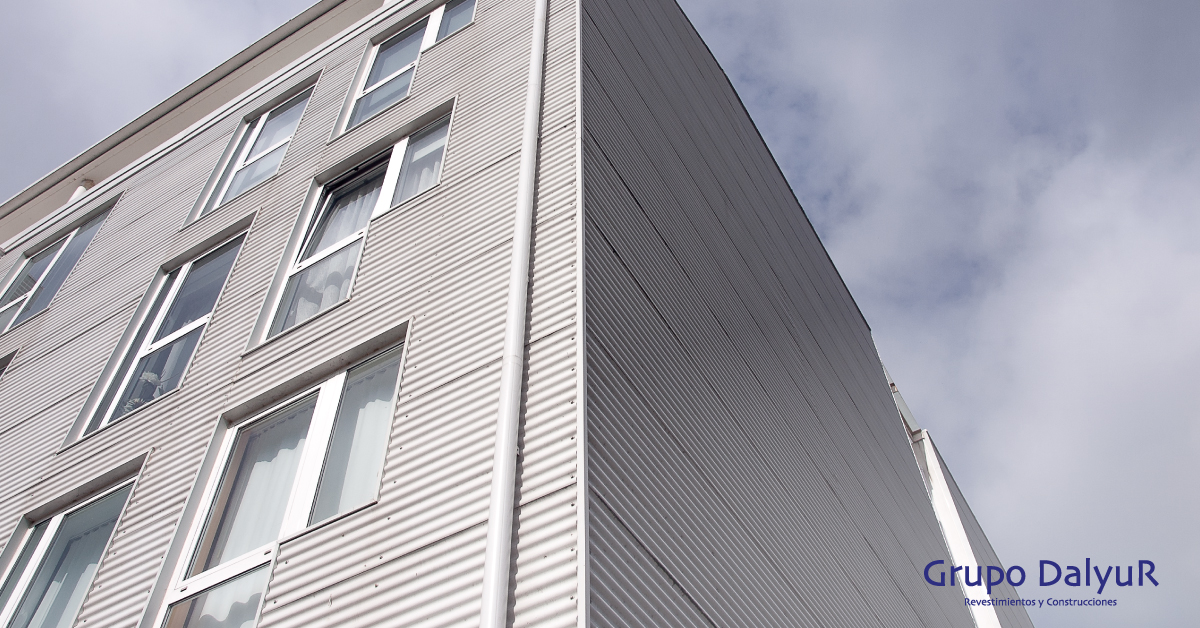 fachada, tipologias de fachadas, tipo de fachada
