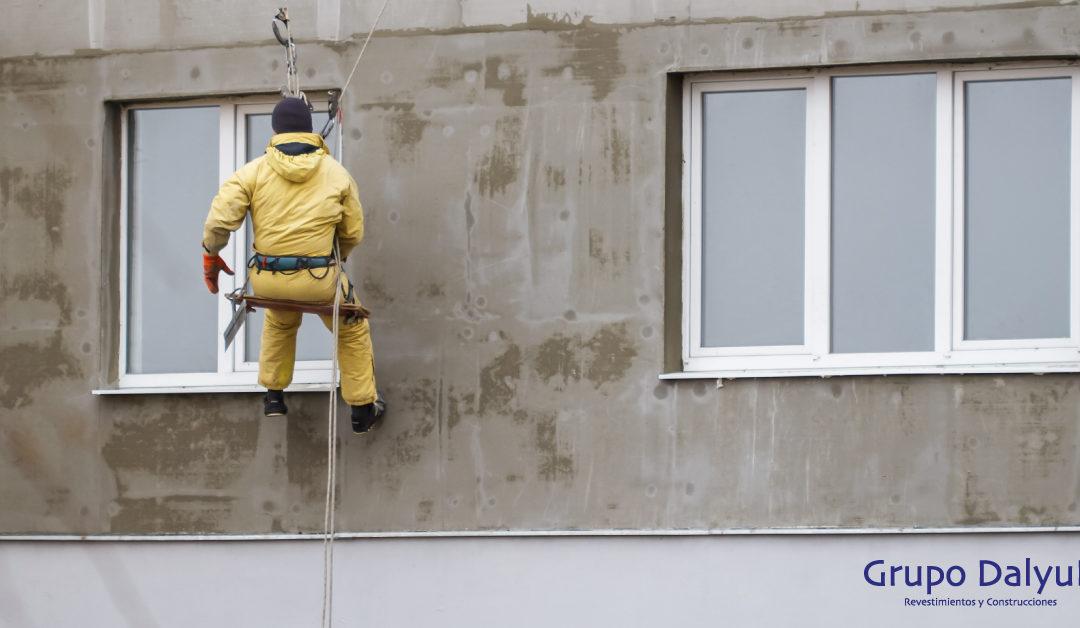 ¿Por qué es importante el aislamiento térmico para fachadas?