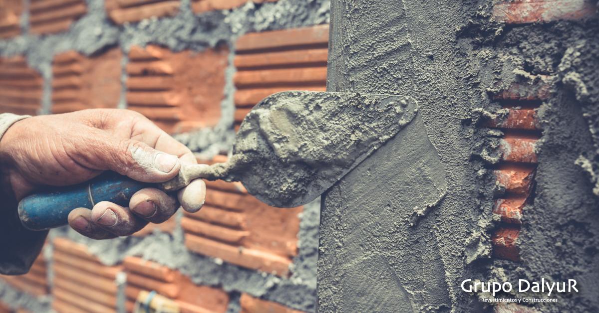 que es el mortero monocapa, tipos de mortero monocapa, revestimiento mortero monocapa