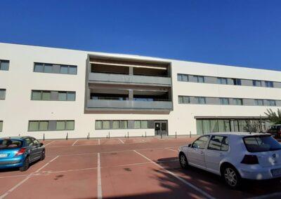 Obra Sistema de Aislamiento Térmico Exterior, SATE Madrid